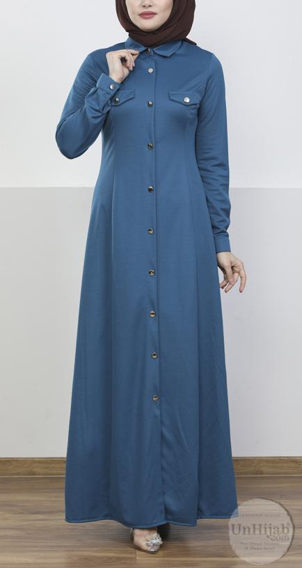 robe.Jersey.bleu 4